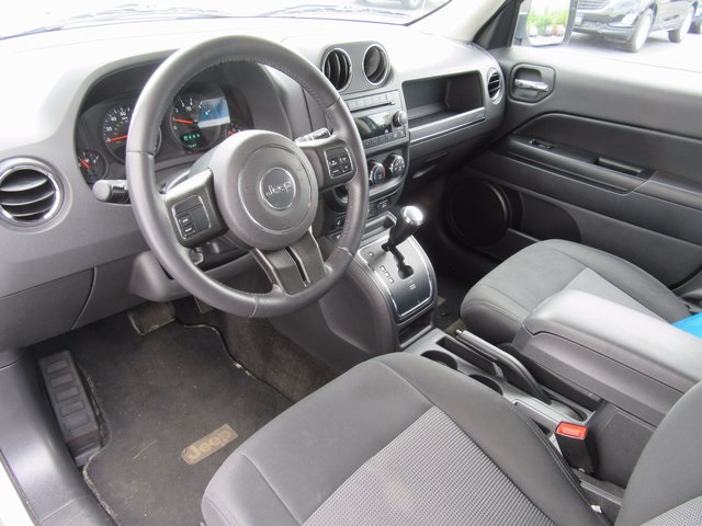 Pre-Owned 2013 Jeep Patriot Latitude