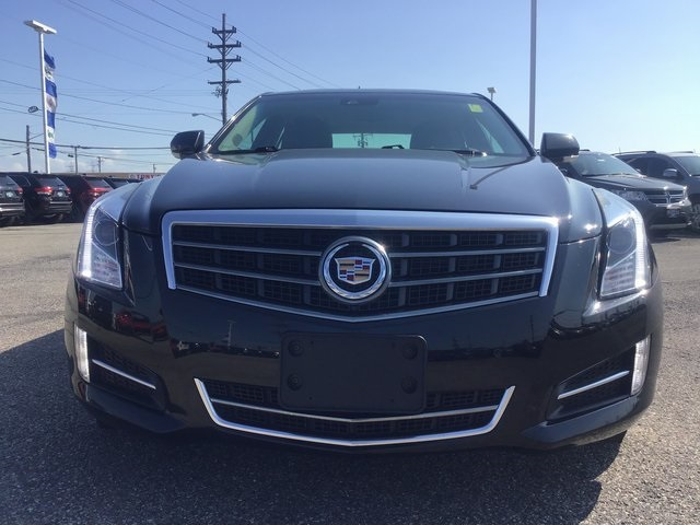 Pre-Owned 2014 Cadillac ATS 2.0L Turbo Premium