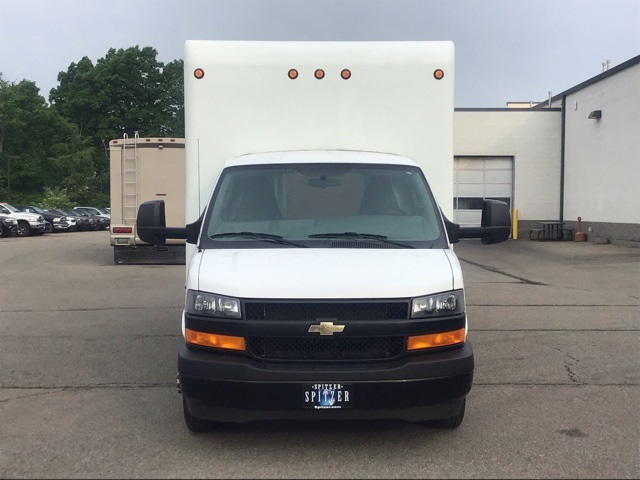 Pre-Owned 2018 Chevrolet Express 3500 Work Van