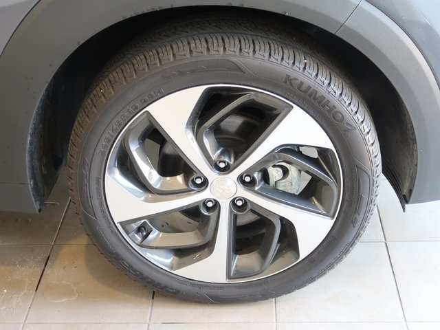 Pre-Owned 2018 Hyundai Tucson Limited