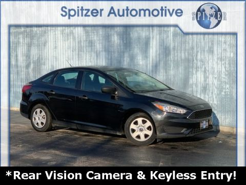 Pre-Owned 2015 Ford Focus S
