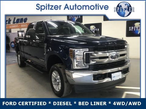 Pre-Owned 2019 Ford F-250SD XLT 4WD