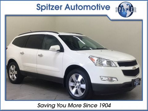 Pre-Owned 2012 Chevrolet Traverse LT