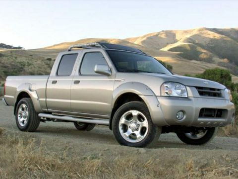 Pre-Owned 2002 Nissan Frontier SE