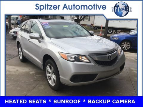 Pre-Owned 2014 Acura RDX Base AWD