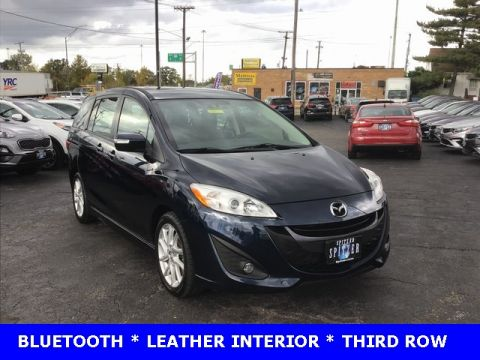 Pre-Owned 2015 Mazda5 Grand Touring
