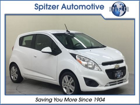 Pre-Owned 2013 Chevrolet Spark LS FWD 4D Hatchback