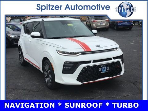 New 2020 Kia Soul GT-Line Turbo With Navigation