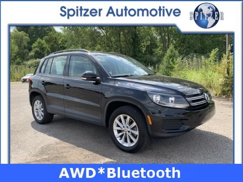Pre-Owned 2017 Volkswagen Tiguan 2.0T AWD