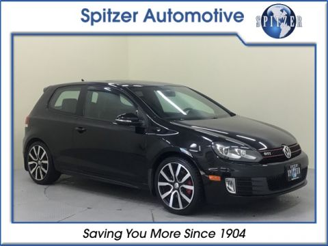 Pre-Owned 2013 Volkswagen GTI Base